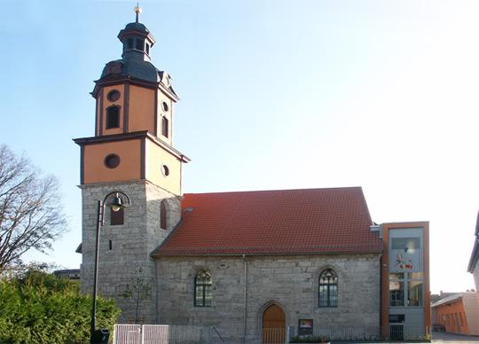 Kilianikirche Nordansicht